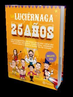 La Luciernaga 25 años - Tapa dura