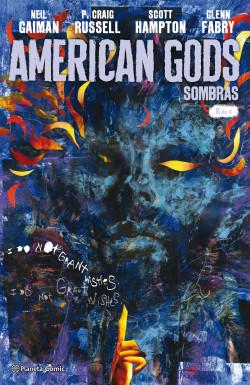 American Gods Sombras nº 08/09