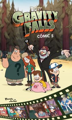 Gravity Falls. Cómic 5