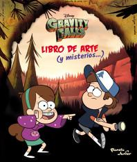 Gravity Falls. Libro de arte y misterios
