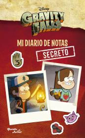 Gravity Falls. Mi diario de notas secreto